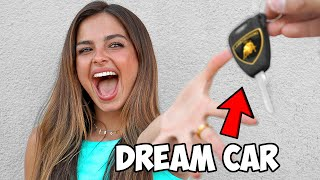 Surprising Addison Rae With A Custom Car!! 🚘 🚗 ft. Tik Tok | ZHC