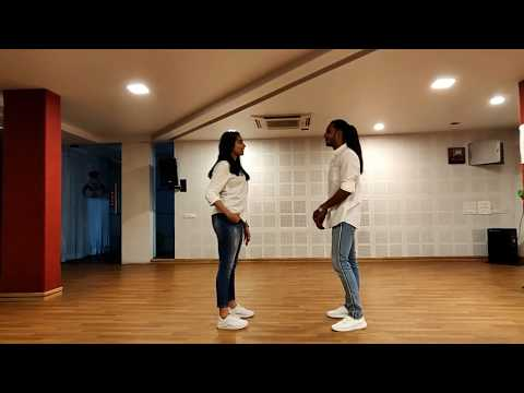 TERE BINA - ZAEDEN   DANCE COVER   MITHESH S KULAL   ADITI