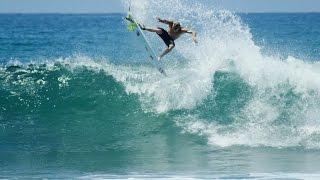 Homecourt Warm-Ups With Kolohe Andino | Surfing