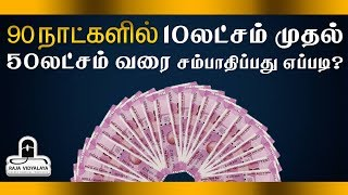 Earn 10 Lakhs to 30 lakhs Rupees  in next 90 days !