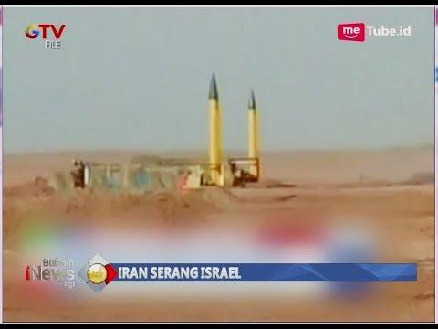 Iran-Israel Saling Serang di Suriah - BIP 11/05