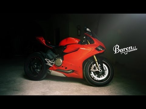 Ducati 1199s Panigale - An Everyday Bike?