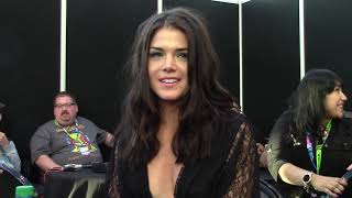 Marie Avgeropoulos - 04/10/19 - NYCC 2019 (1)