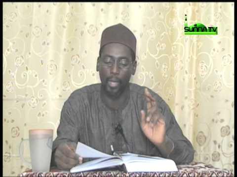 Dr Abubakar Muhammad Sani Birnin Kudu (Minhajussunnah 24)