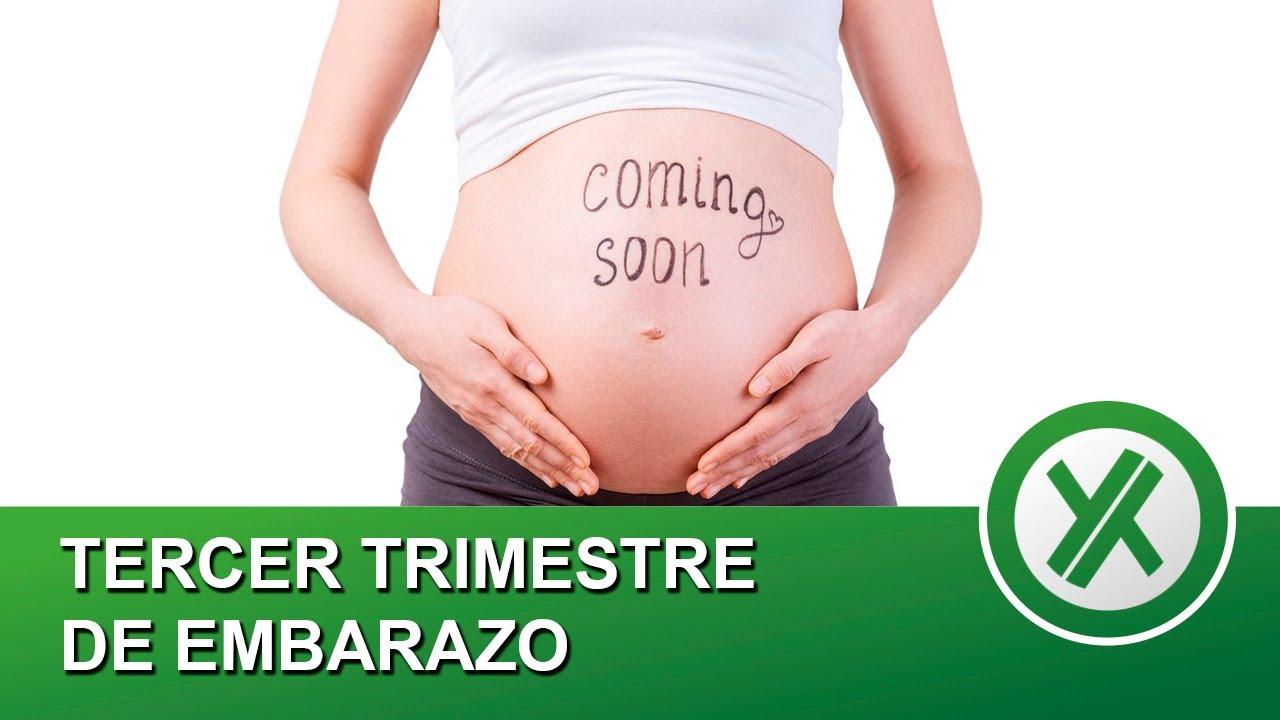 Tercer trimestre de embarazo - Qué pasa en tu cuerpo y mi experiencia personal