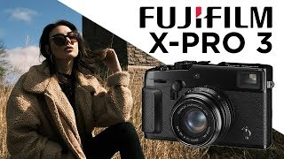 Fujifilm X PRO3   Hands On with Daniel Norton