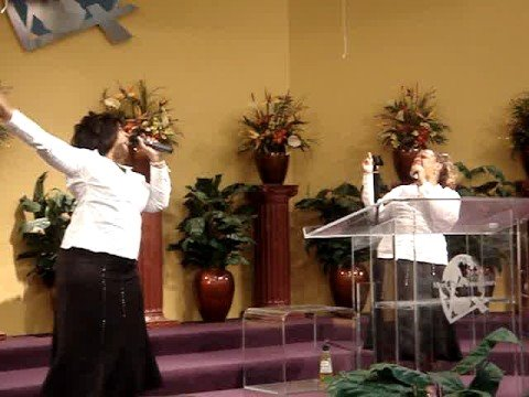 Double Praise at Victorious Praise