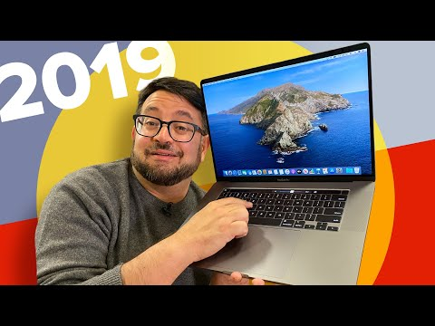 External Review Video eaSp-NNoraw for Apple MacBook Pro 16-inch Laptop (2019)