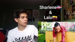 Sharlene, Lalo Ebratt, Trapical Minds   El Vecino (Reaccion)