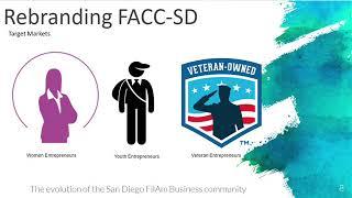Rebranding FACC-SD