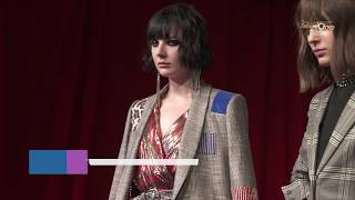 RUNWAY FRENZY: Hipster Plaid