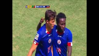 Haiti U-20 vs St Kitts & Nevis U-20