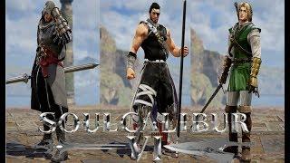 soul calibur 6 character creation weapons - मुफ्त
