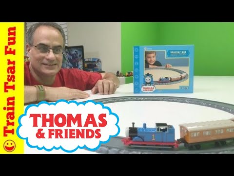 Thomas The Tank Engine and Friends Special ERTL Train Set Unboxing
