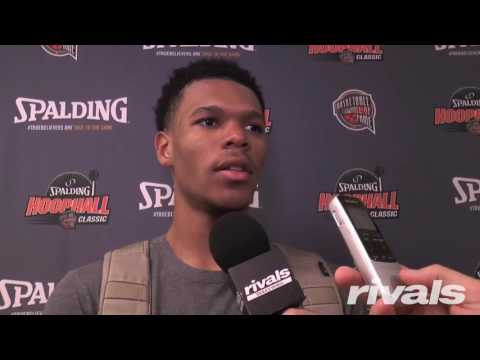 Trevon Duval Recruiting Update. Dishes on Top Five