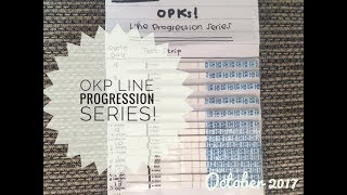 TTC Journey to Baby #2: OPK trial cycle 2 (line progression series)