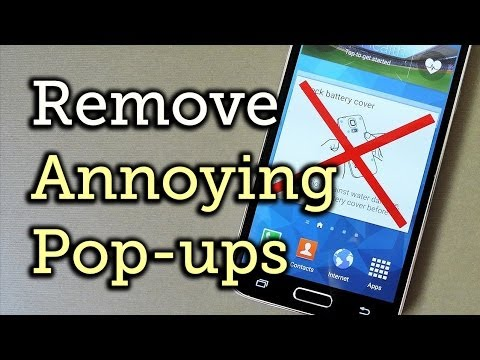 Video of Xposed G-Touchwiz
