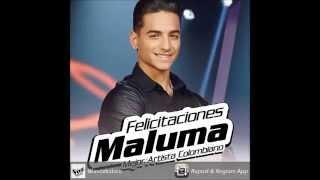 Tus Besos Remix Maluma ft El Indio (LETRA)