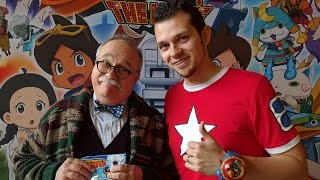 Yo-Kai Watch The Movie - Full Event Vlog   Autograph Session With Joey D'Auria & Abdallah!