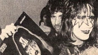 KISS ACE FREHLEY wiped out