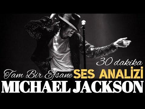 Michael Jackson Ses Analizi / (Detaylı Analiz & MJTürkiye Fan İle)