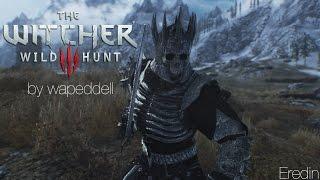The Witcher 3 Eredin Skyrim Mod