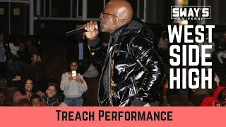 Treach Brought Some Naughty By Nature Flavor to Newark's West Side High School