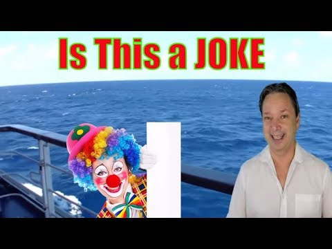 Brawl on Cruise Ship because of Clown