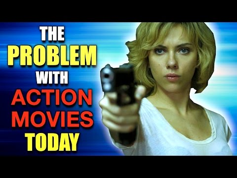 The Problem with Action Movies Today