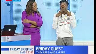 Keep it Real, I am Blessed, Eko Dydda and Dj Big Boy on Friday Briefing: Guest Anchor