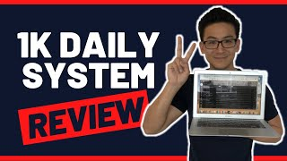 1k Daily System Review - Can You Really Make 1k A Day?