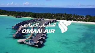 Fly to Maldives with Oman Air