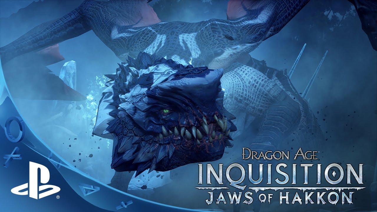 Dragon Age: Inquisition abre Jaws of Hakkon hoy