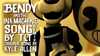 """[SFM Bendy] """"Bendy and the Ink Machine Song"""" Remix by TLT 