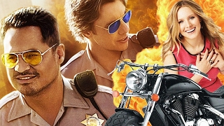 Dax Shepard and Michael Peña Talk CHiPs, Explosions and Kristen Bell - Up At Noon Live!