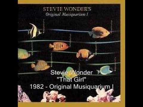 Stevie Wonder – That Girl