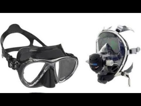 Reviews: Best Diving Mask 2018