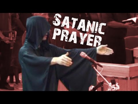 2016 video of a 'Satanist' leading a Pensacola council meeting and Christians try to outpray him