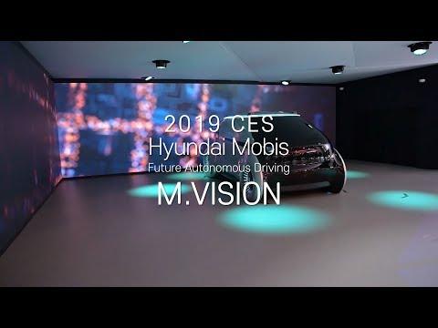 Hyundai Mobis: Aktualisiertes Konzeptfahrzeug für Autonomes Fahren