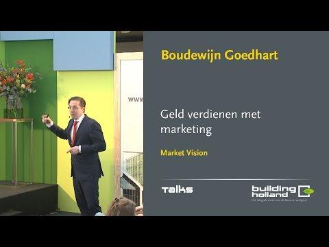 Geld verdienen met marketing - Boudewijn Goedhart