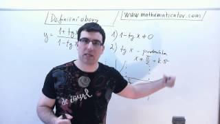 Definiční obor funkce - Tangens 2. 11. 2014