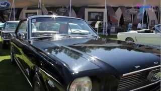 Femalewebtv - ¨Gran Concurso Internacional de Elegancia¨ en Autos