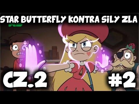 Star Butterfly kontra siły zła #2 SEZON 4 CZĘŚĆ 2 CZYTAĆ OPIS