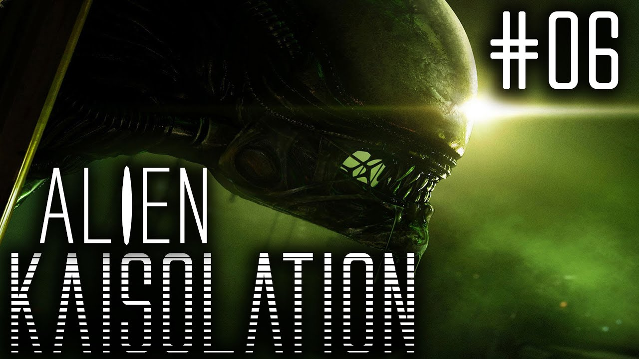 Alien: Kaisolation – Part 06: Schleich Dich!