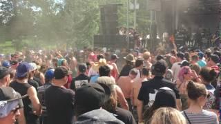 (4K) - 1/2 -  Frenzal Rhomb  -  Montebello RockFest - 24 Juin 2017 - JYPY VINYL
