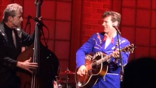 Chris Isaak, Ring of Fire 7/3/12 The Birchmere, Alexandria, VA