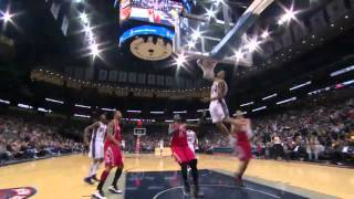 NBA Action: Top 10 Plays of 2012