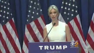 Many Look To Ivanka As Surrogate First Lady