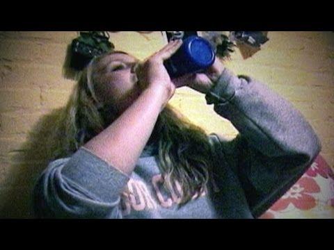 Ampułka Rooms z alkoholizmem