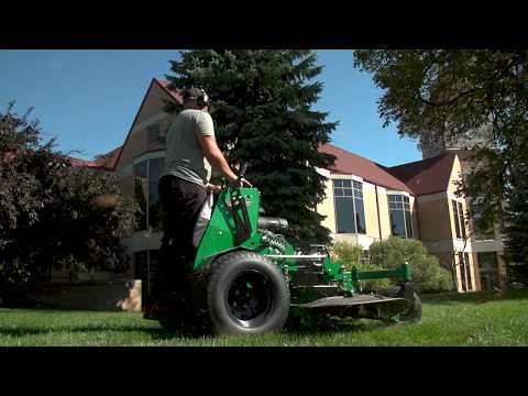 2020 Bob-Cat Mowers QuickCat 4000 36 in. Kawasaki FX600V 603 cc in Melissa, Texas - Video 1
